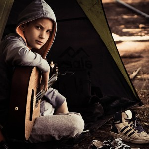 Tent Music Photo
