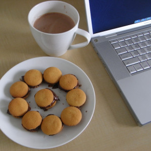 Nutella Cookies Photo
