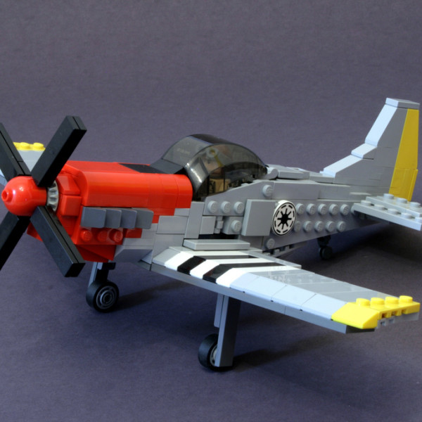Toy Propeller Airplane Photo