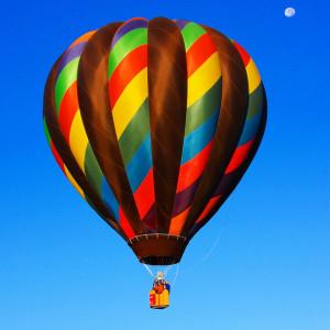 Balloon To The Moon Photo