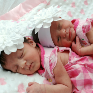 ReallyColor User Hall of Fame - Newborn Babies Photo