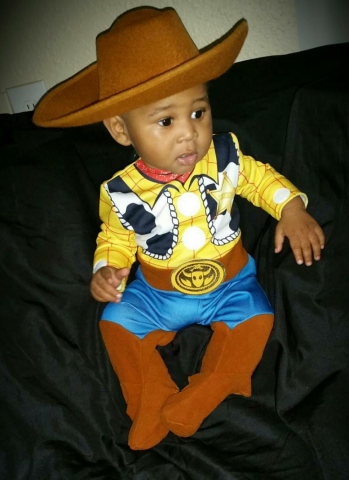 ReallyColor Hall of Fame - Little Cowboy Photo