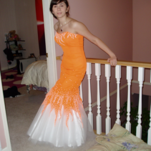 ReallyColor User Hall of Fame - Beautiful Dress Photo
