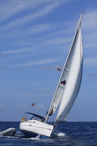 ReallyColor User Hall of Fame - Sailboat Season Photo