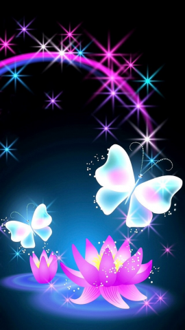 ReallyColor User Hall of Fame - Butterfly Magic Photo